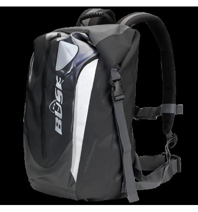 Büse vízálló hátizsák fekete