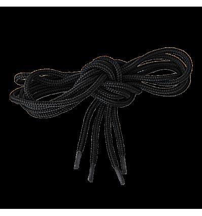 Büse fekete cipőfűző B55, B56 és B57-hez