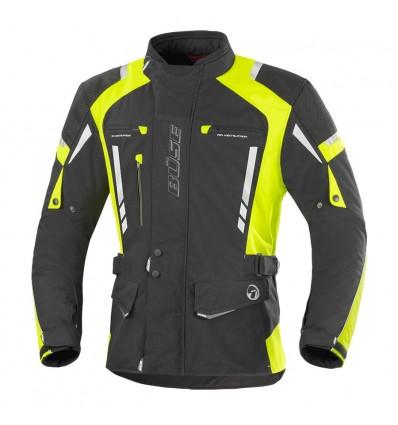 Büse Torino Pro túrakabát fekete/neonsárga