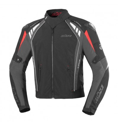 Büse B.Racing Pro textilkabát fekete/antracit