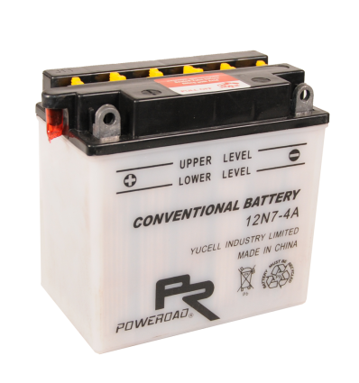 Poweroad 12N7-4A 12V/7A (VE10)