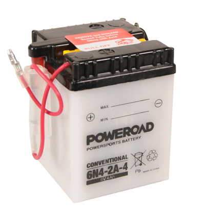 Poweroad 6N4-2A-4 6V/4A (VE20)
