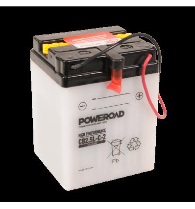 Poweroad CB2,5L-C2 12V/3A (VE20)