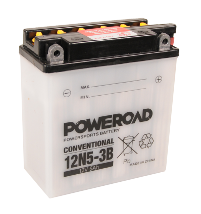 Poweroad 12N5-3B 12V/5A (VE15)