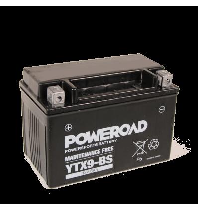Poweroad  YTX9-BS 12V/8A (VE6)