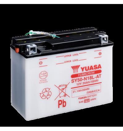 Yuasa SY50-N18L-AT 12V/20A (VE05)