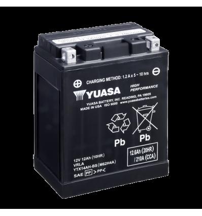 Yuasa YTX14AH-BS 12V/12A (VE1)