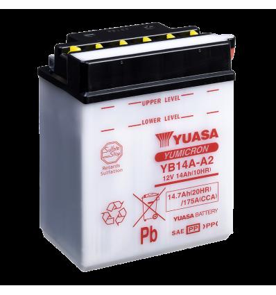 Yuasa YB14A-A2 12V/14A (VE5)