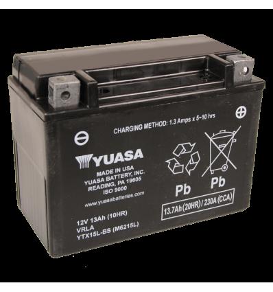Yuasa YTX15L-BS 12V/13A (VE1)