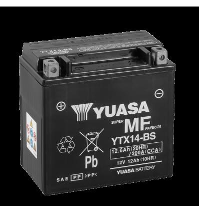 Yuasa YTX14-BS 12V/12A (VE04)