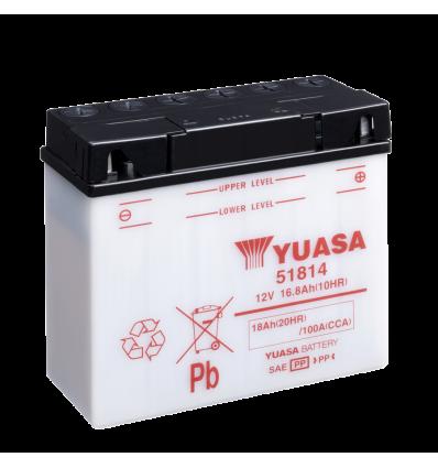 Yuasa 51814 12V/18A (VE05)