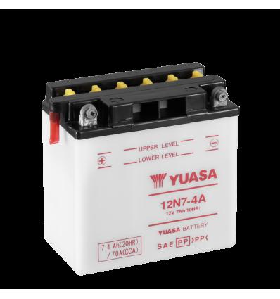 Yuasa 12N7-4A 12V/7A (VE05)