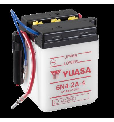 Yuasa 6N4-2A-4 6V/4A (VE20)