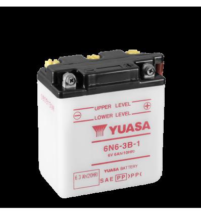 Yuasa 6N6-3B-1 6V/6A (VE20)