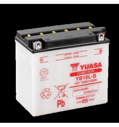 Yuasa YB16L-B 12V/19A (VE05)