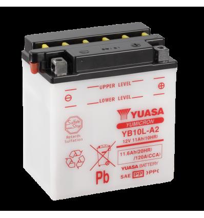 Yuasa YB10L-A2 12V/11A (VE05)