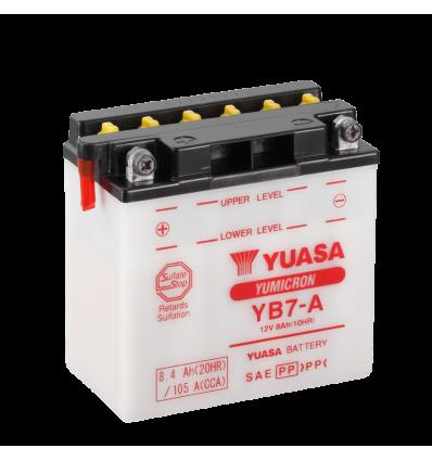 Yuasa YB7-A 12V/8Ah (VE05)