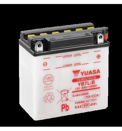 Yuasa YB7L-B 12V/8A (VE5)