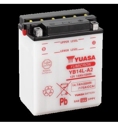 Yuasa YB14L-A2 12V/14A (VE05)