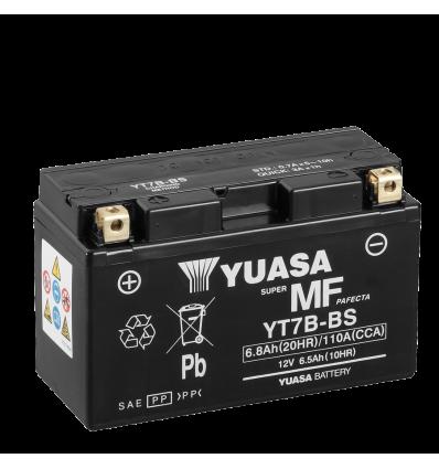 Yuasa YT7B-BS 12V/6,5A (VE06)