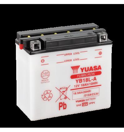 Yuasa YB18L-A 12V/18A (VE05)
