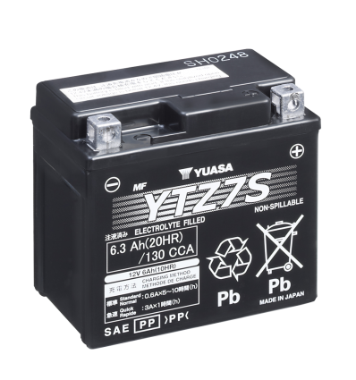 Yuasa YTZ7S 12V/6A (VE10)