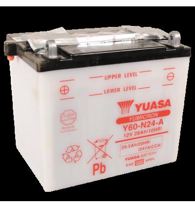 Yuasa  Y60-N24-A 12V/29,5A (VE1)