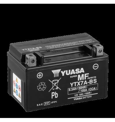 Yuasa YTX7A-BS 12V/6A (VE06)