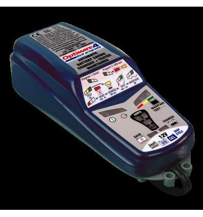 Optimate 4-Dual Program akkumulátortöltő
