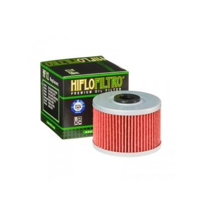 Hiflo olajszűrő HF112 Honda/Suzuki/Kawa