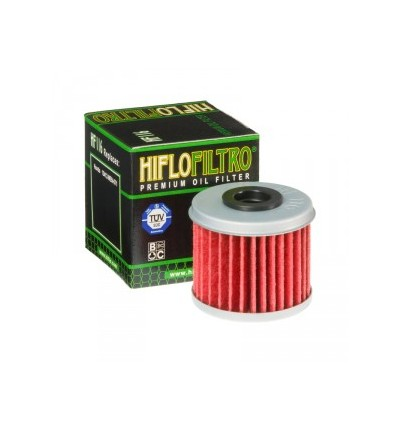 Hiflo olajszűrő HF116 Honda