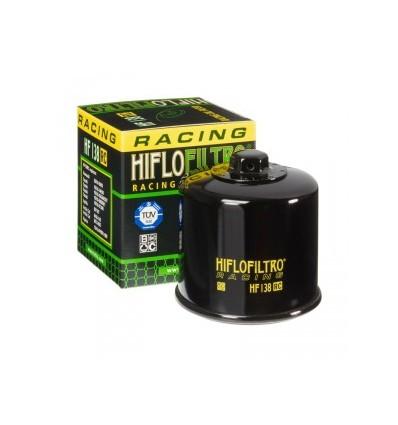 Hiflo olajszűrő HF138 Suzuki Racing