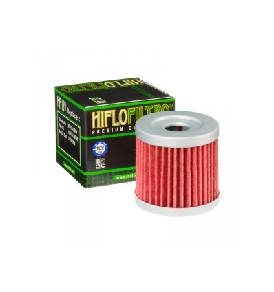 Hiflo olajszűrő HF139 Suzuki/Kawa