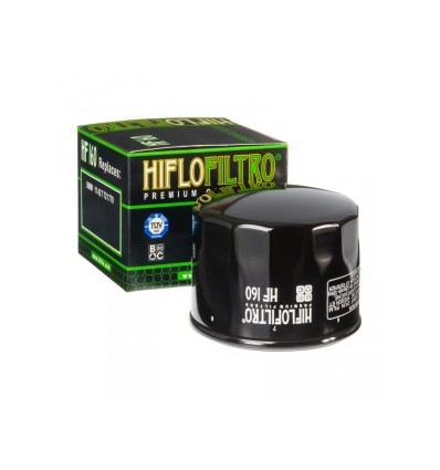 Hiflo olajszűrő HF160 BMW