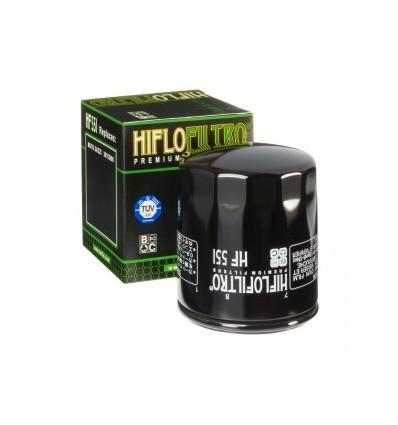 Hiflo olajszűrő HF551 Moto Guzzi