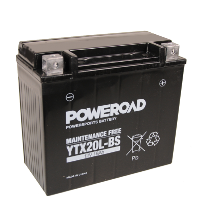 Poweroad 6N4B-2A 6V/4A (VE16)