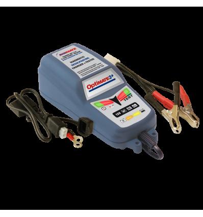 OptiMate 3 akkumulátortöltő